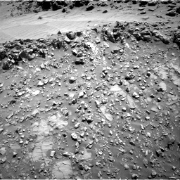 Nasa's Mars rover Curiosity acquired this image using its Right Navigation Camera on Sol 709, at drive 236, site number 40