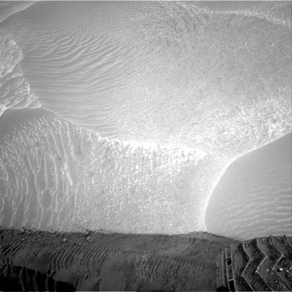 Nasa's Mars rover Curiosity acquired this image using its Right Navigation Camera on Sol 709, at drive 366, site number 40