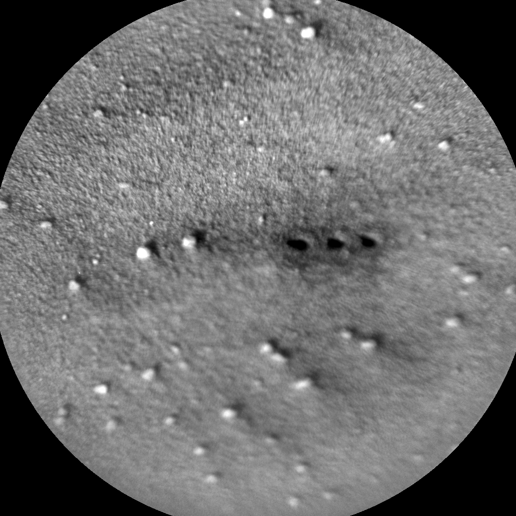 Nasa's Mars rover Curiosity acquired this image using its Chemistry & Camera (ChemCam) on Sol 709, at drive 366, site number 40