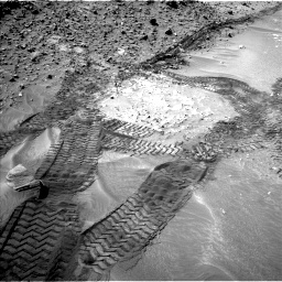 Nasa's Mars rover Curiosity acquired this image using its Left Navigation Camera on Sol 710, at drive 468, site number 40