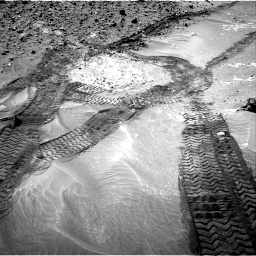 Nasa's Mars rover Curiosity acquired this image using its Right Navigation Camera on Sol 710, at drive 444, site number 40