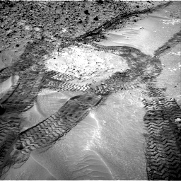 Nasa's Mars rover Curiosity acquired this image using its Right Navigation Camera on Sol 710, at drive 462, site number 40