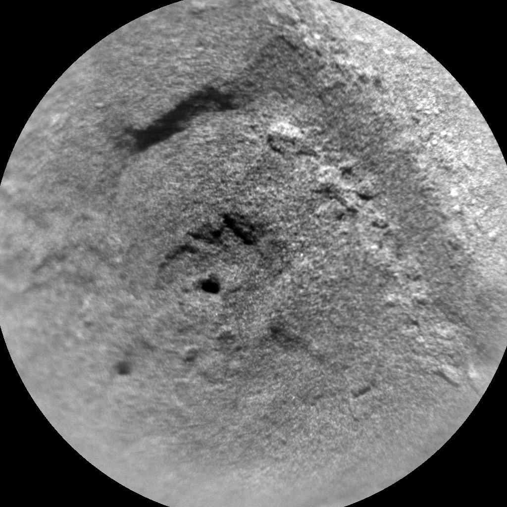 Nasa's Mars rover Curiosity acquired this image using its Chemistry & Camera (ChemCam) on Sol 710, at drive 366, site number 40