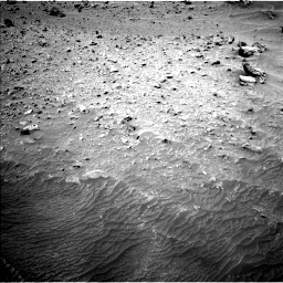Nasa's Mars rover Curiosity acquired this image using its Left Navigation Camera on Sol 713, at drive 552, site number 40