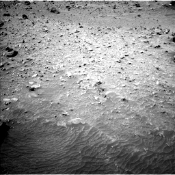 Nasa's Mars rover Curiosity acquired this image using its Left Navigation Camera on Sol 713, at drive 558, site number 40