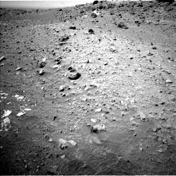 Nasa's Mars rover Curiosity acquired this image using its Left Navigation Camera on Sol 713, at drive 582, site number 40