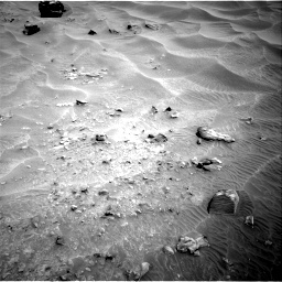Nasa's Mars rover Curiosity acquired this image using its Right Navigation Camera on Sol 713, at drive 600, site number 40
