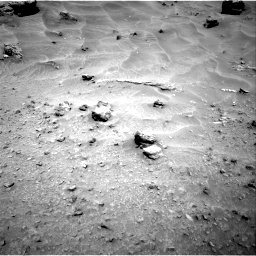 Nasa's Mars rover Curiosity acquired this image using its Right Navigation Camera on Sol 713, at drive 612, site number 40
