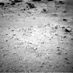 Nasa's Mars rover Curiosity acquired this image using its Right Navigation Camera on Sol 713, at drive 624, site number 40