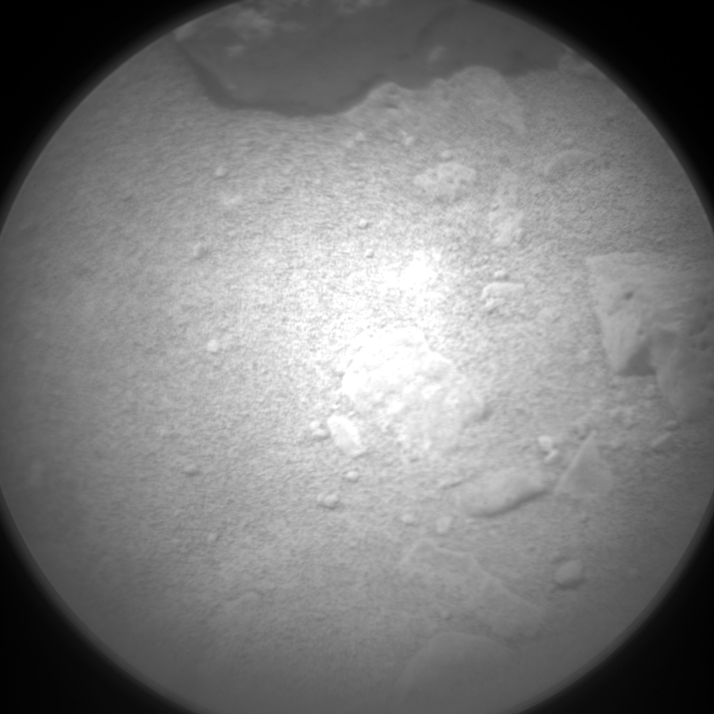 Nasa's Mars rover Curiosity acquired this image using its Chemistry & Camera (ChemCam) on Sol 714, at drive 660, site number 40