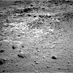 Nasa's Mars rover Curiosity acquired this image using its Left Navigation Camera on Sol 714, at drive 828, site number 40