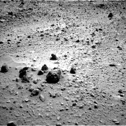 Nasa's Mars rover Curiosity acquired this image using its Left Navigation Camera on Sol 714, at drive 864, site number 40