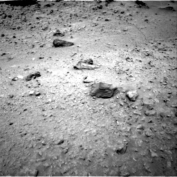 Nasa's Mars rover Curiosity acquired this image using its Right Navigation Camera on Sol 714, at drive 684, site number 40