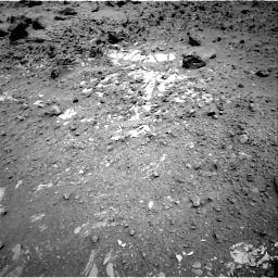 Nasa's Mars rover Curiosity acquired this image using its Right Navigation Camera on Sol 714, at drive 714, site number 40