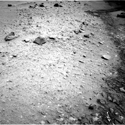 Nasa's Mars rover Curiosity acquired this image using its Right Navigation Camera on Sol 714, at drive 732, site number 40
