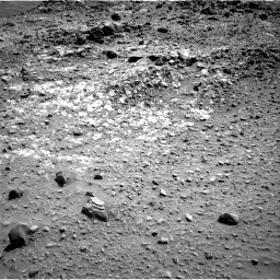 Nasa's Mars rover Curiosity acquired this image using its Right Navigation Camera on Sol 714, at drive 822, site number 40