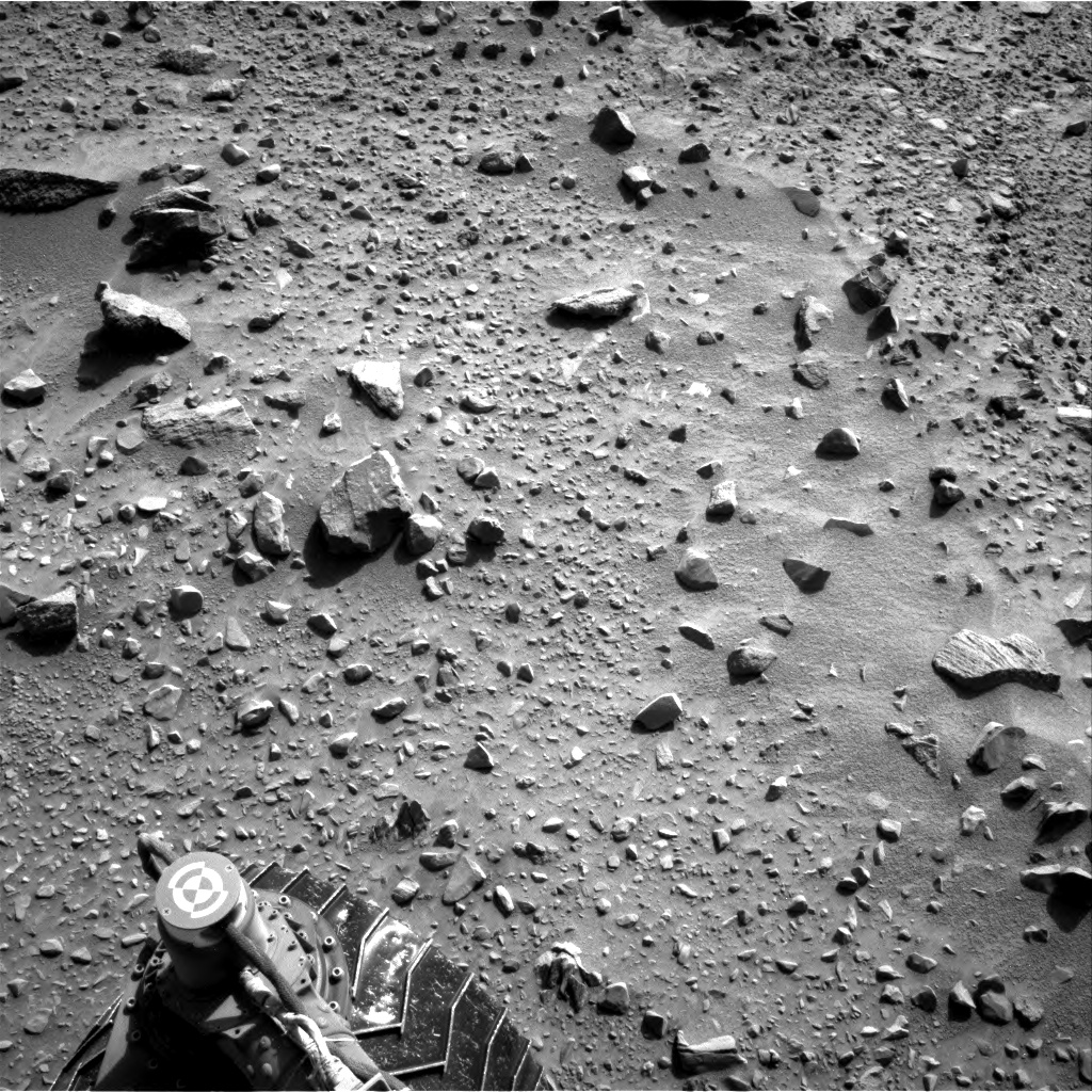 Nasa's Mars rover Curiosity acquired this image using its Right Navigation Camera on Sol 714, at drive 1000, site number 40
