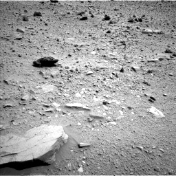 Nasa's Mars rover Curiosity acquired this image using its Left Navigation Camera on Sol 717, at drive 1078, site number 40