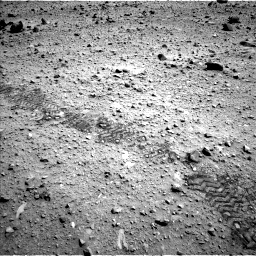 Nasa's Mars rover Curiosity acquired this image using its Left Navigation Camera on Sol 717, at drive 1102, site number 40