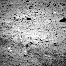 Nasa's Mars rover Curiosity acquired this image using its Left Navigation Camera on Sol 717, at drive 1114, site number 40