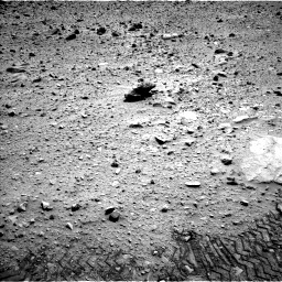 Nasa's Mars rover Curiosity acquired this image using its Left Navigation Camera on Sol 717, at drive 1120, site number 40