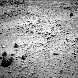 Nasa's Mars rover Curiosity acquired this image using its Left Navigation Camera on Sol 717, at drive 1180, site number 40