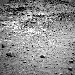 Nasa's Mars rover Curiosity acquired this image using its Left Navigation Camera on Sol 717, at drive 1216, site number 40