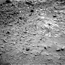Nasa's Mars rover Curiosity acquired this image using its Left Navigation Camera on Sol 717, at drive 1246, site number 40