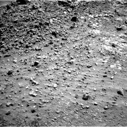 Nasa's Mars rover Curiosity acquired this image using its Left Navigation Camera on Sol 717, at drive 1252, site number 40