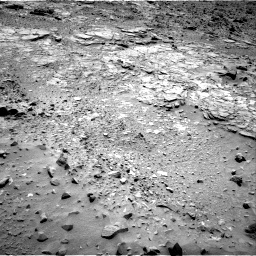 Nasa's Mars rover Curiosity acquired this image using its Right Navigation Camera on Sol 717, at drive 1000, site number 40
