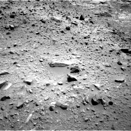 Nasa's Mars rover Curiosity acquired this image using its Right Navigation Camera on Sol 717, at drive 1012, site number 40