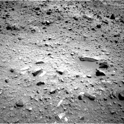 Nasa's Mars rover Curiosity acquired this image using its Right Navigation Camera on Sol 717, at drive 1018, site number 40