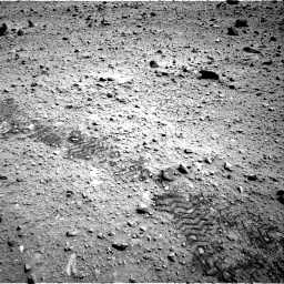Nasa's Mars rover Curiosity acquired this image using its Right Navigation Camera on Sol 717, at drive 1102, site number 40