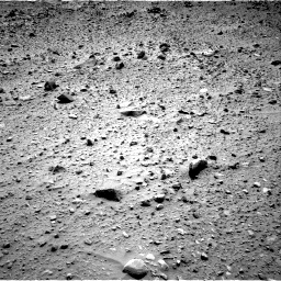 Nasa's Mars rover Curiosity acquired this image using its Right Navigation Camera on Sol 717, at drive 1156, site number 40