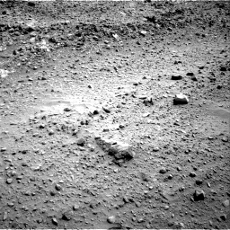 Nasa's Mars rover Curiosity acquired this image using its Right Navigation Camera on Sol 717, at drive 1204, site number 40