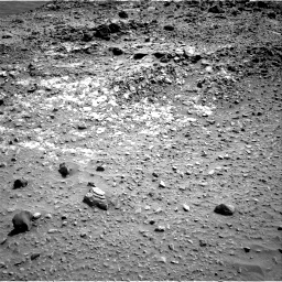 Nasa's Mars rover Curiosity acquired this image using its Right Navigation Camera on Sol 717, at drive 1222, site number 40