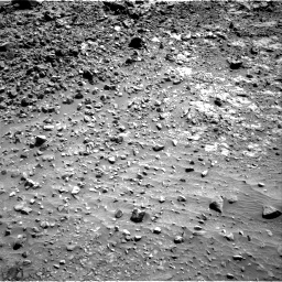 Nasa's Mars rover Curiosity acquired this image using its Right Navigation Camera on Sol 717, at drive 1252, site number 40