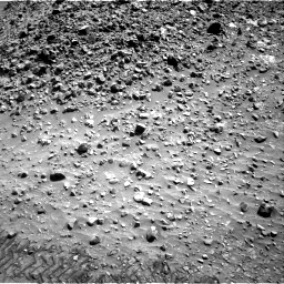 Nasa's Mars rover Curiosity acquired this image using its Right Navigation Camera on Sol 717, at drive 1258, site number 40