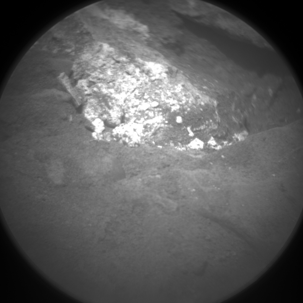 NASA's Mars rover Curiosity acquired this image using its Chemistry & Camera (ChemCam) on Sol 719