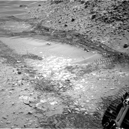 Nasa's Mars rover Curiosity acquired this image using its Right Navigation Camera on Sol 719, at drive 1310, site number 40