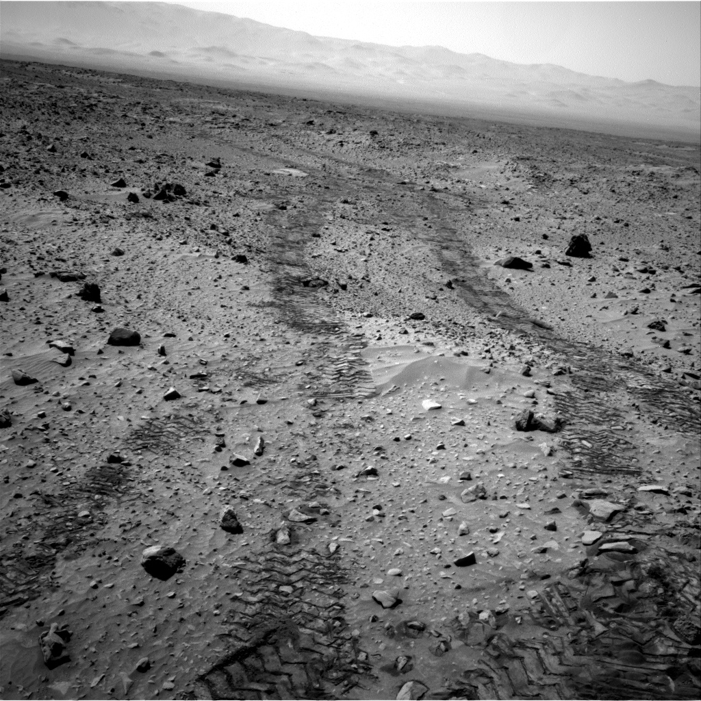 Nasa's Mars rover Curiosity acquired this image using its Right Navigation Camera on Sol 719, at drive 1378, site number 40