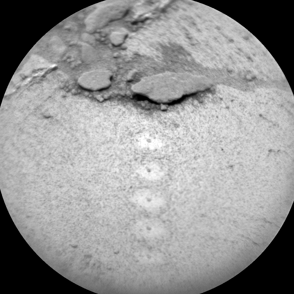 Nasa's Mars rover Curiosity acquired this image using its Chemistry & Camera (ChemCam) on Sol 719, at drive 1286, site number 40