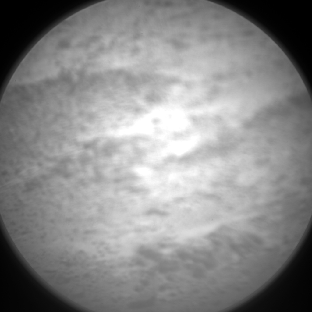 Nasa's Mars rover Curiosity acquired this image using its Chemistry & Camera (ChemCam) on Sol 720, at drive 1378, site number 40