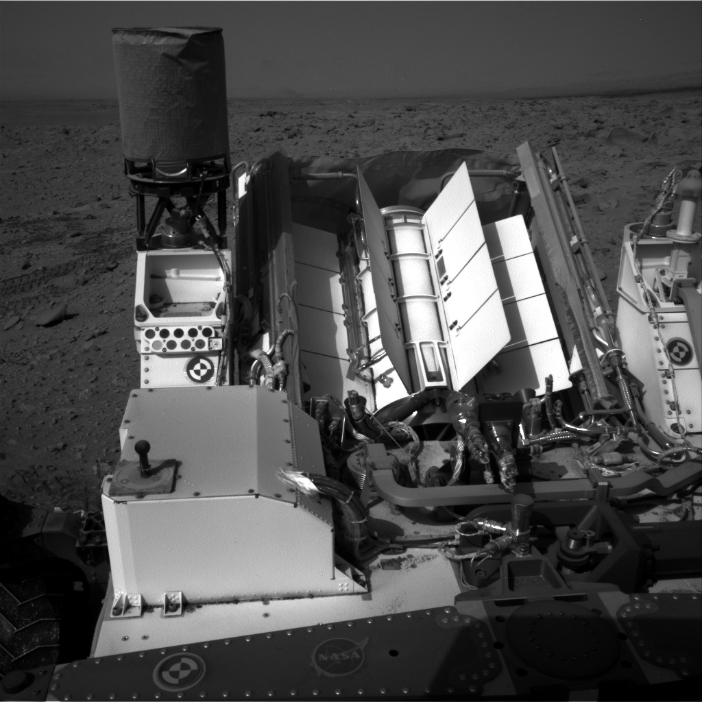 Nasa's Mars rover Curiosity acquired this image using its Right Navigation Camera on Sol 720, at drive 1378, site number 40