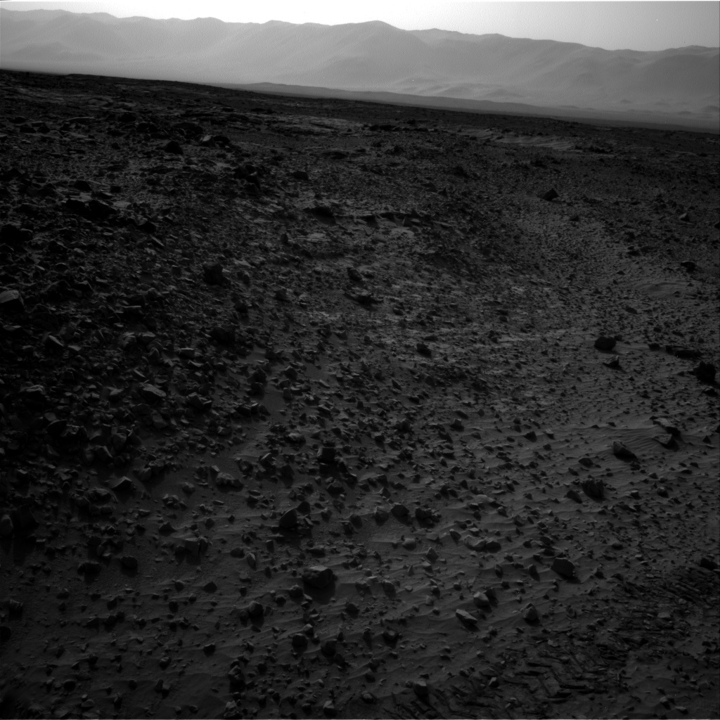 NASA's Mars rover Curiosity acquired this image using its Right Navigation Cameras (Navcams) on Sol 720