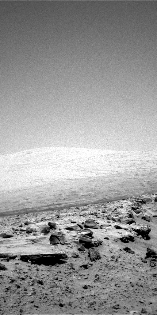 Nasa's Mars rover Curiosity acquired this image using its Left Navigation Camera on Sol 725, at drive 1378, site number 40