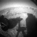 Image taken by Rear Hazcam: Right B