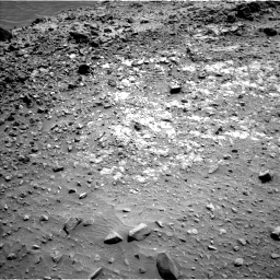 Nasa's Mars rover Curiosity acquired this image using its Left Navigation Camera on Sol 729, at drive 1462, site number 40