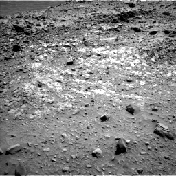 Nasa's Mars rover Curiosity acquired this image using its Left Navigation Camera on Sol 729, at drive 1468, site number 40
