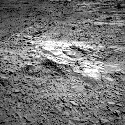 NASA's Mars rover Curiosity acquired this image using its Left Navigation Camera (Navcams) on Sol 729